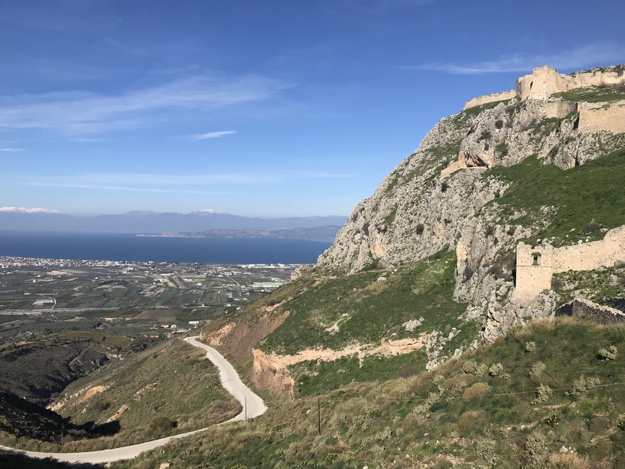 Acropolis of Acrocorinth