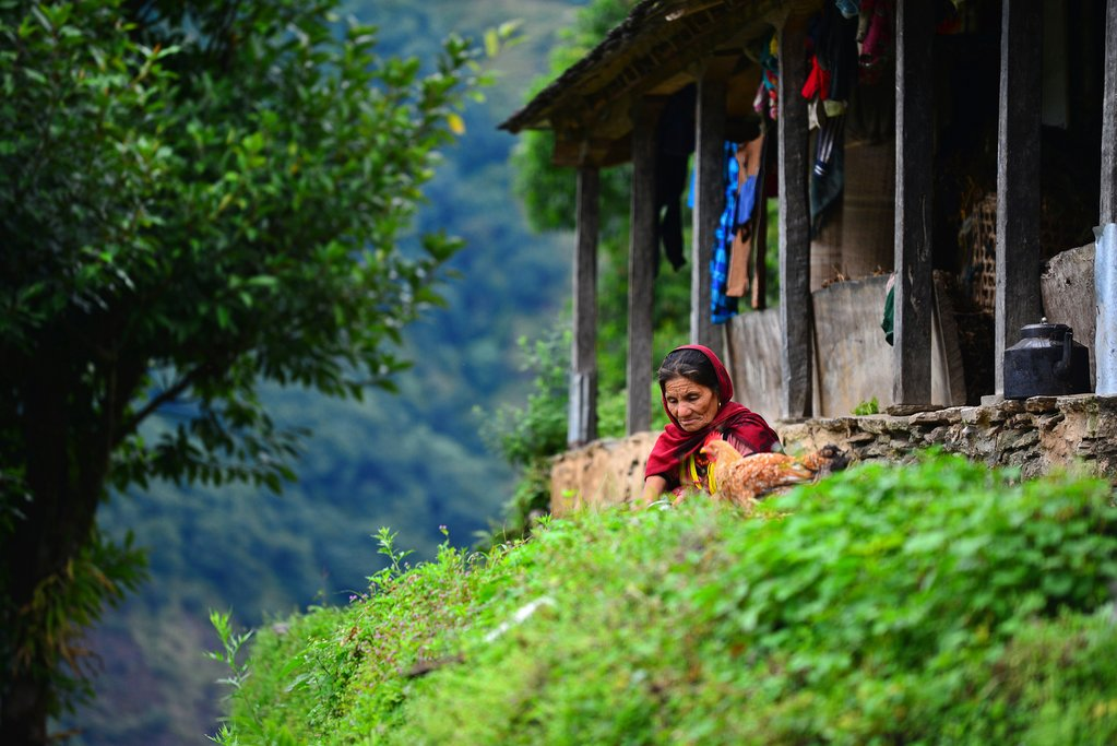 Get a taste of local Nepalese life