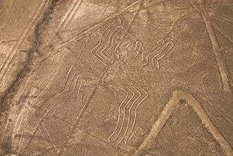 Ica – Nazca, Lines overflight – Lima