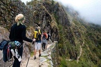 Inca Trail - The Journey Begins at Kilometer 82