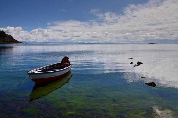 Free Day to explore Lake Titicaca