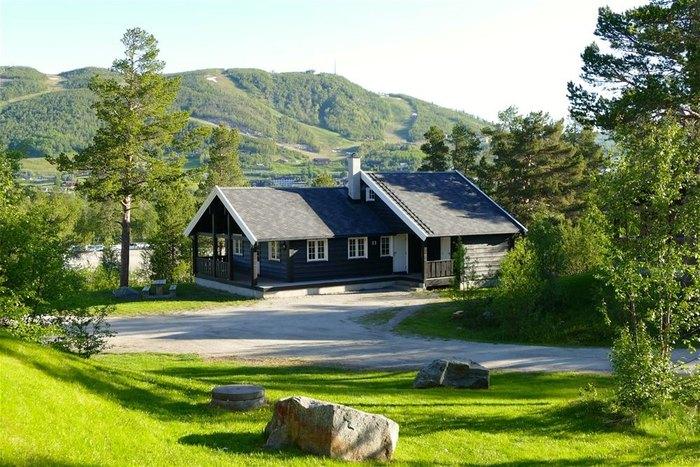 Oslo - Railway to Geilo Mountain Village