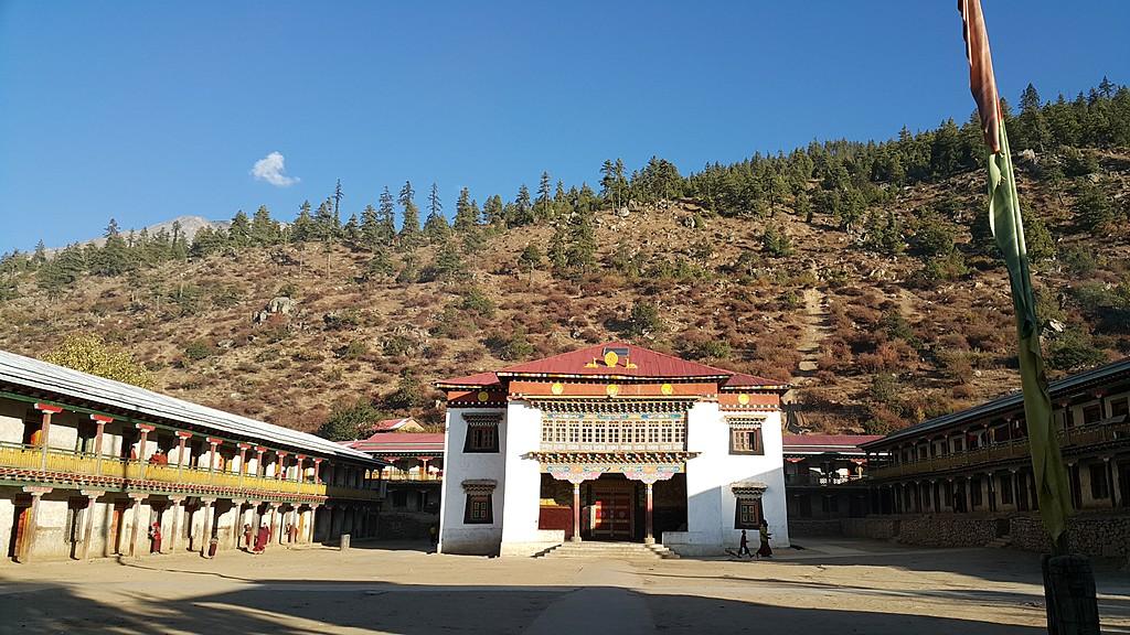 Namkha Khyung Dzong Monastery