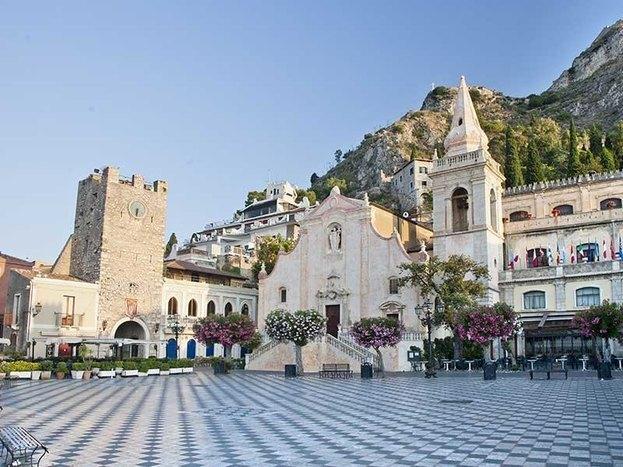 Taormina: The pearl of Ionian sea