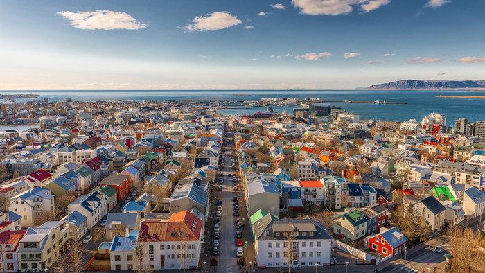 Snæfellsnes Peninsula to Reykjavik for NYE