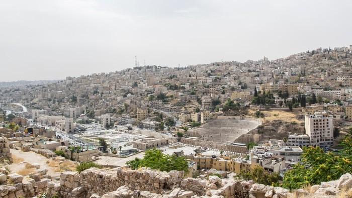 Arrival & explore Amman
