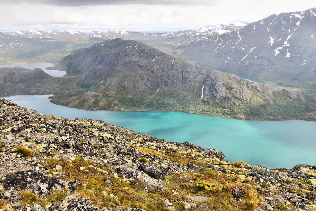 A less populous mountain area in Eastern Norway