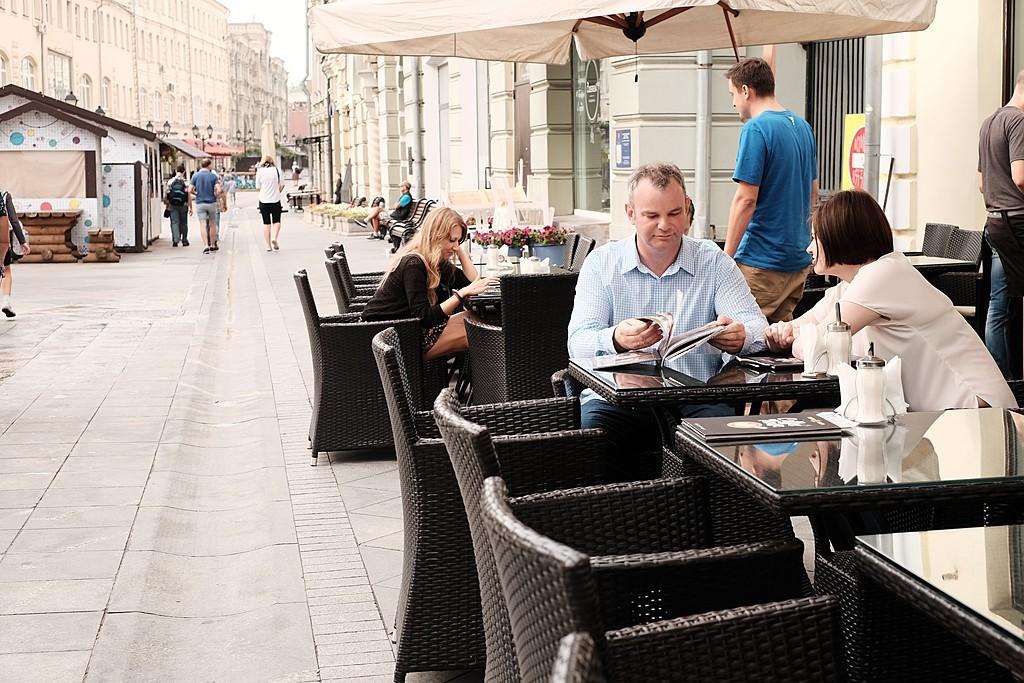 Cafes in Kitai Gorod