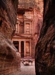 Amman - Petra visit - Petra.