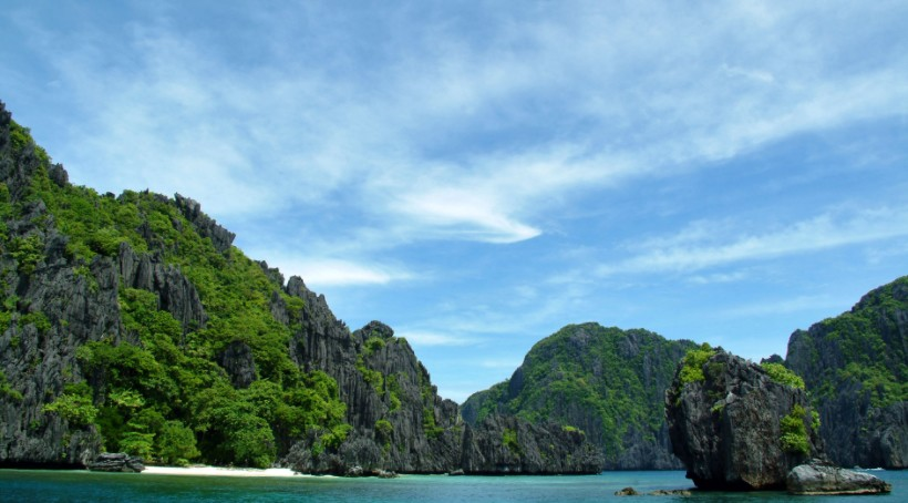 The jewel islands of El Nido