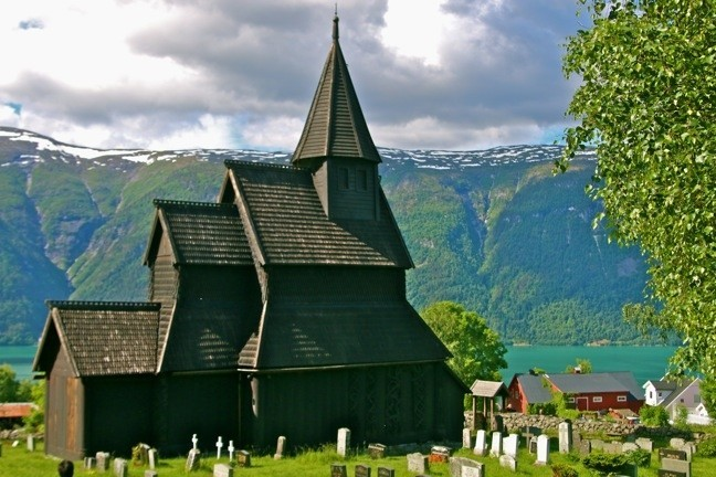 In Balestrand |day tour to Urnes Stave church