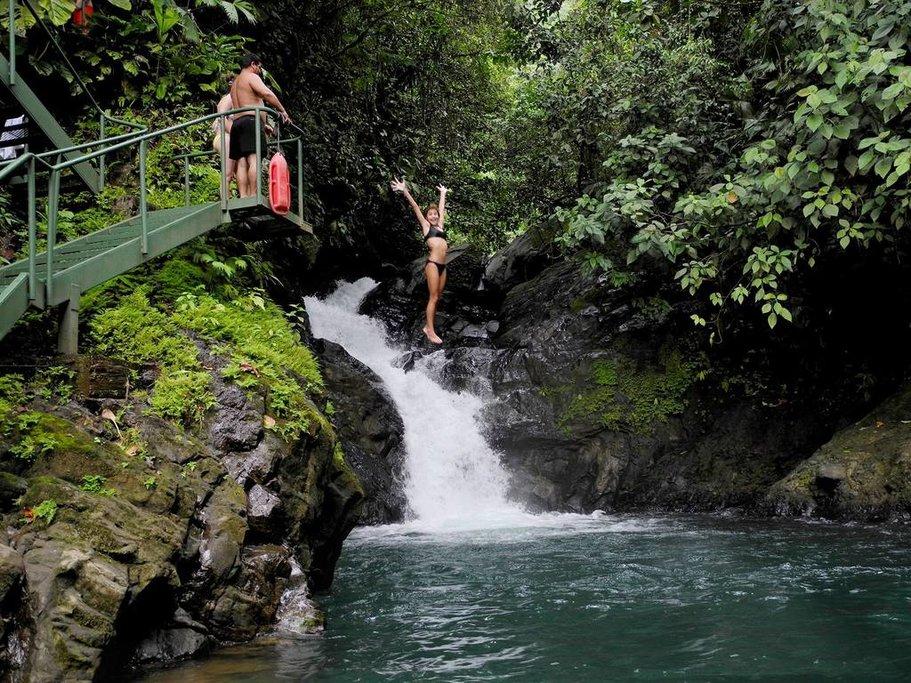 Santa Juana Waterfall
