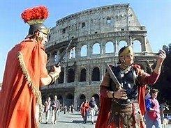 Gladiators and Emperors of Rome for Kids