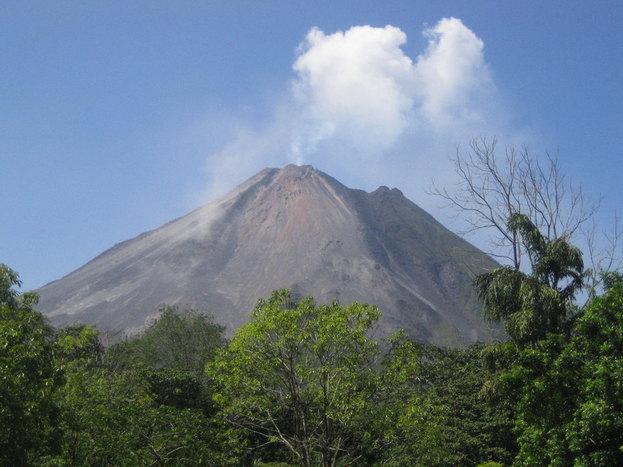 Depart to Arenal Volcano