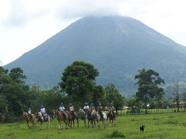 Arenal Volcano - horseback riding & ATV