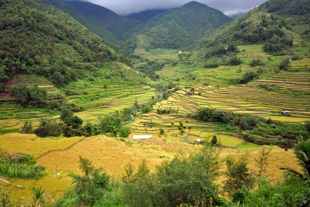 The Hapao landscape