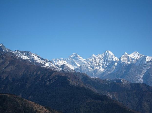 Drive to Kathmandu