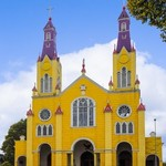 Chiloe's old churches