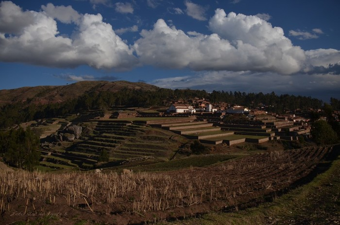Chinchero - Urquillos. Half Day hike - Calca