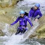 A canyoneering adventure down the Verdon River