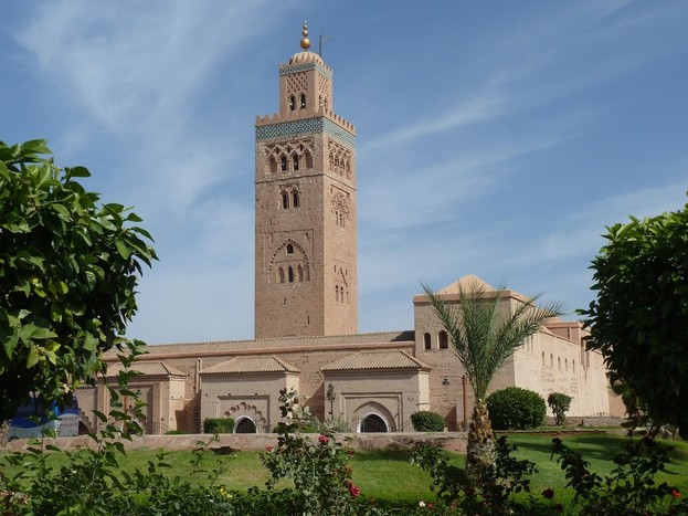 Arrival in to Marrakech