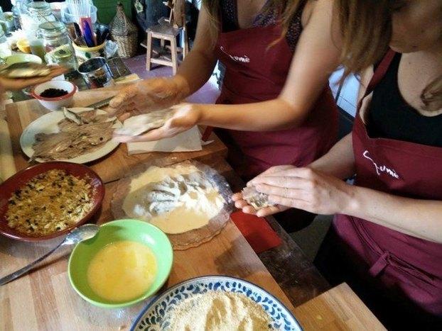 Taormina cooking class