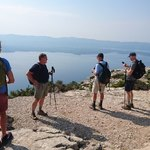 Take in the view from atop Vidova Gora