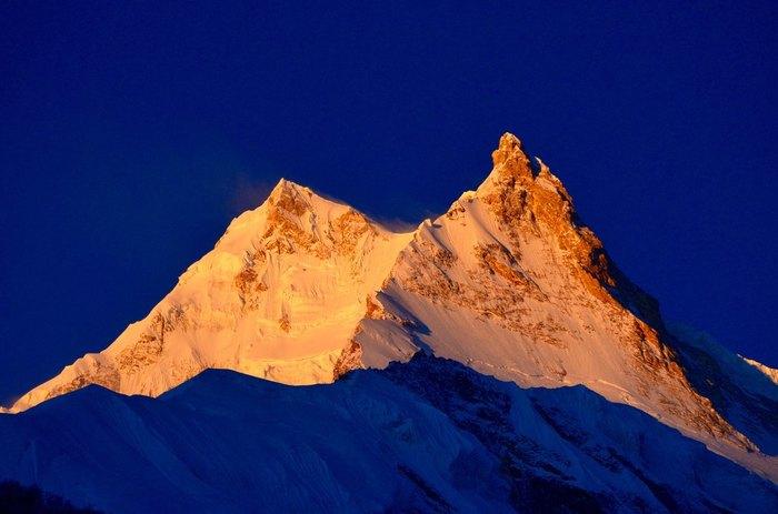 Trek to Sama Gaon/Ro  (3525m)