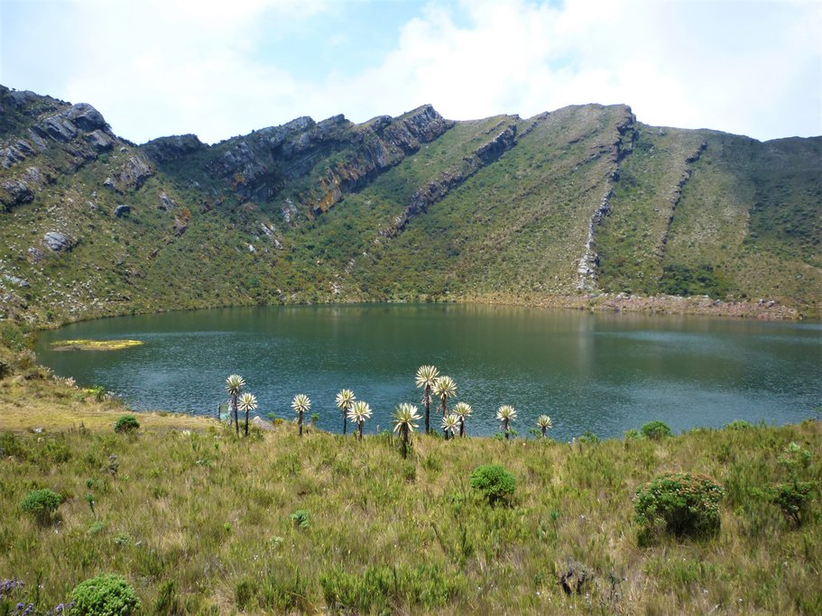 Siecha Lake