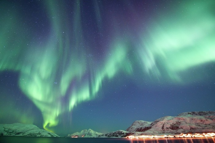 In search of the Northern Light...