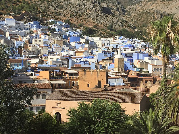 To Chefchaouen via Meknes and Volubilis