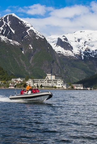 Oslo - Train to Flåm and ferry to Balestrand