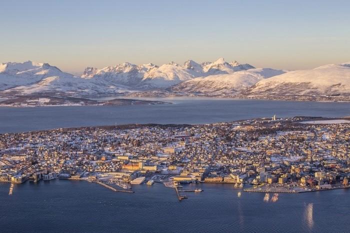 Tromsø | transfer to Malangen