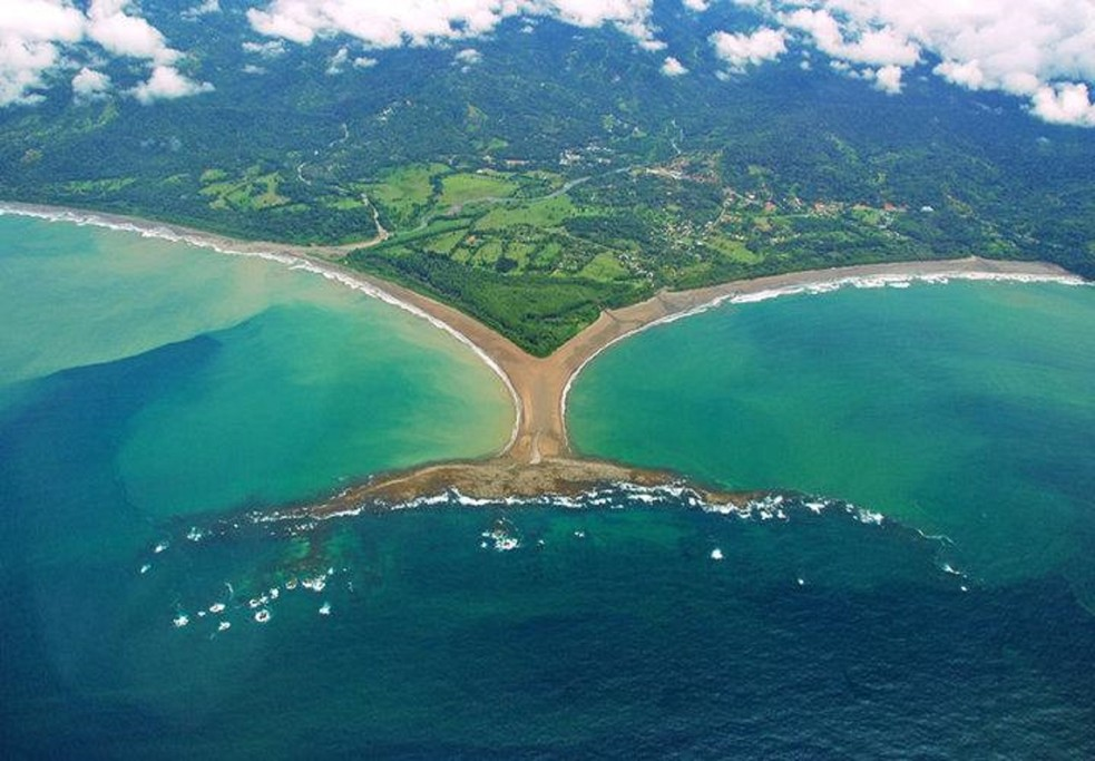 Uvita Beach and Marino Ballena National Park