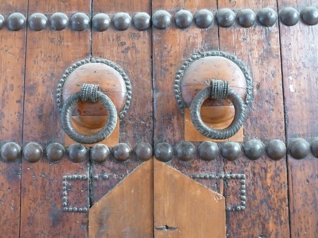 The Doors to some Moroccan Delights await your opening ...