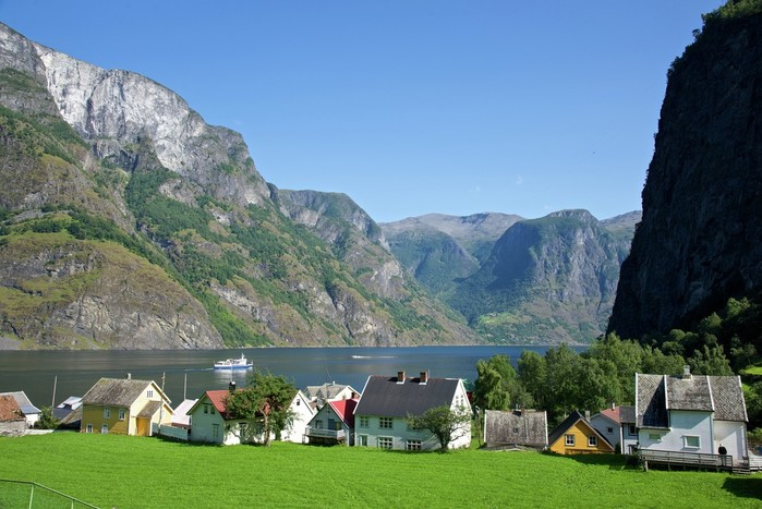 Beautiful Sognefjord...