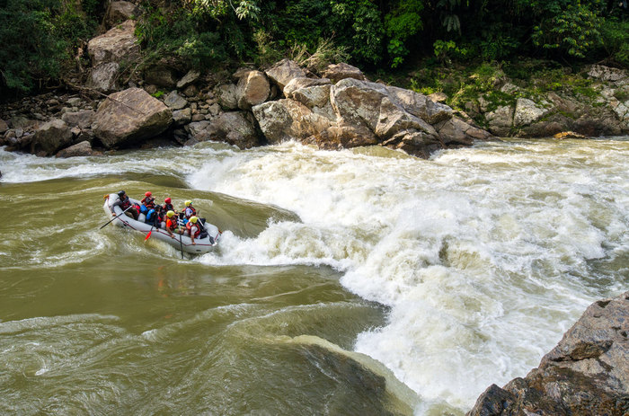 A fun adventure that gets you to one of Colombia's most biodiverse rainforests!