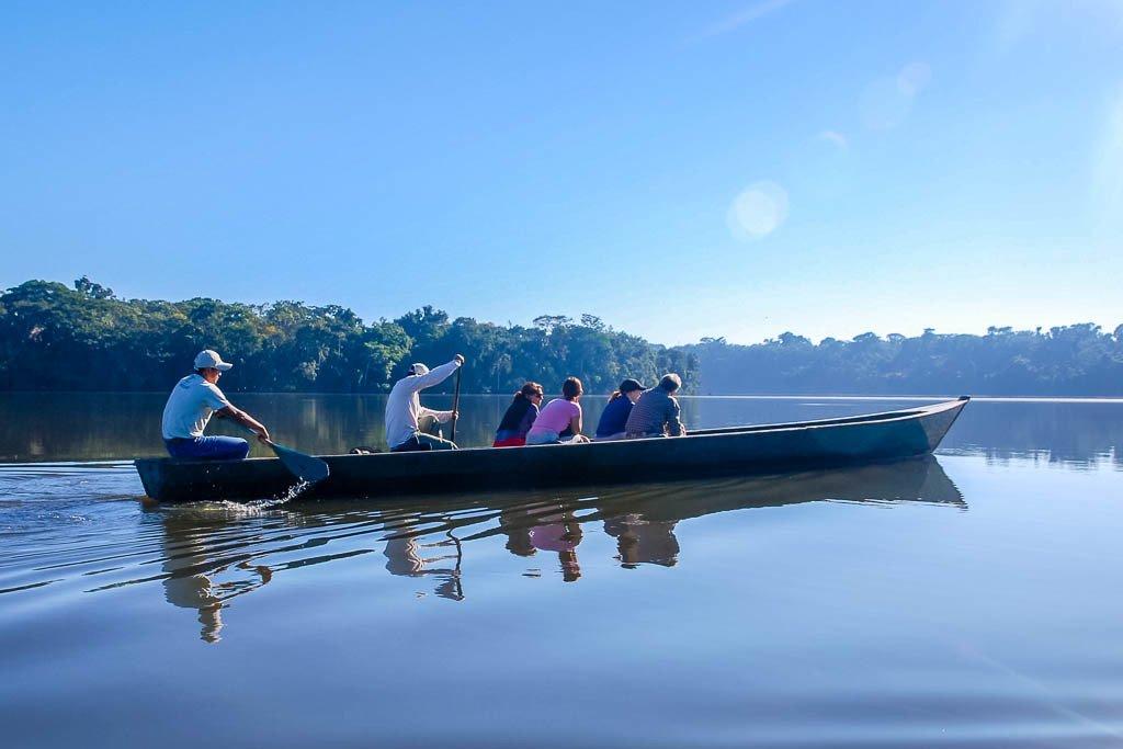 Taking the slow boat through the Peruvian Amazon
