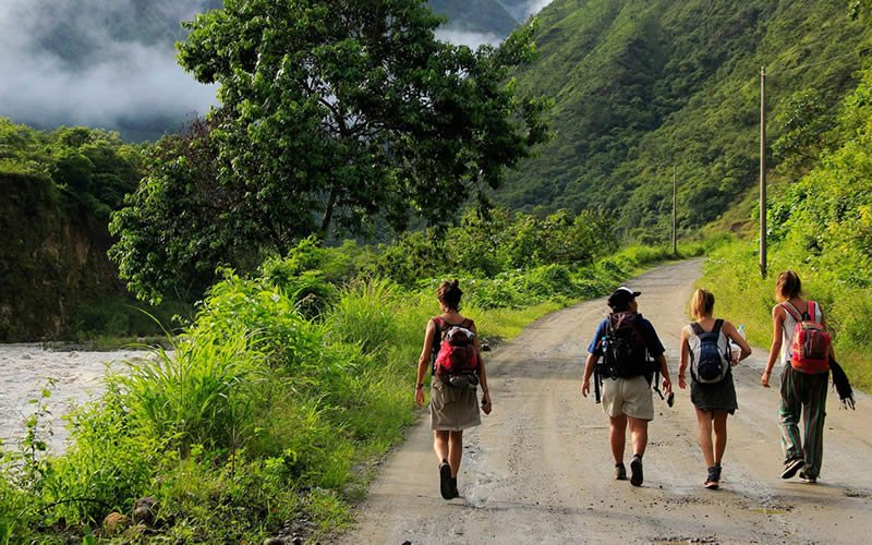Adventures on the Inca Jungle Trek