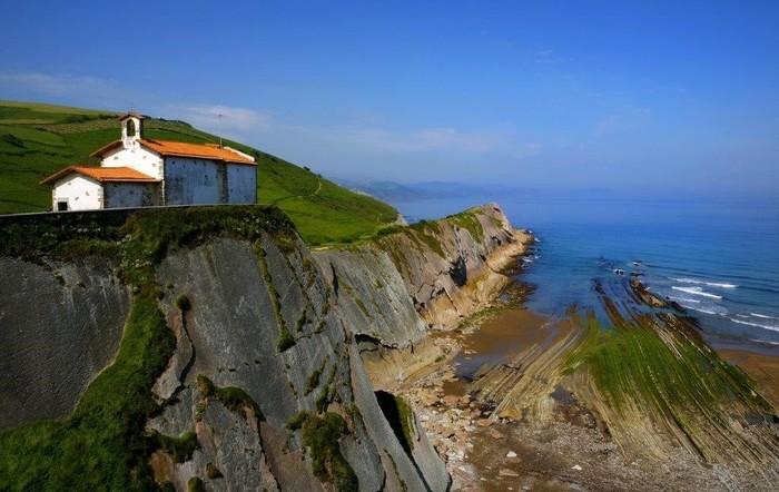 The Basque Coastline