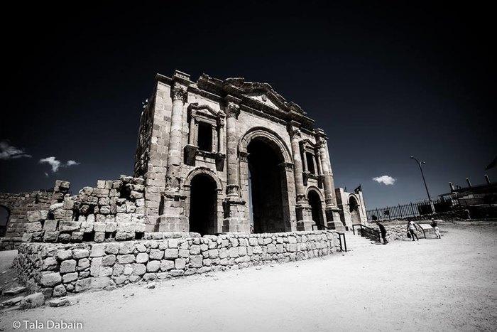 Jerash (© Tala Dabain)