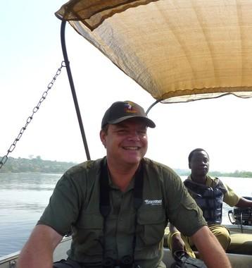 Travel specialist Sander van Zanten