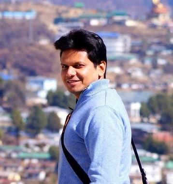 Travel specialist Gaurav Bhan Bhatnagar