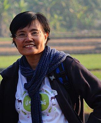 Travel specialist Supi Prach-Umpai