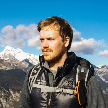 Travel specialist Siggi Sveinsson