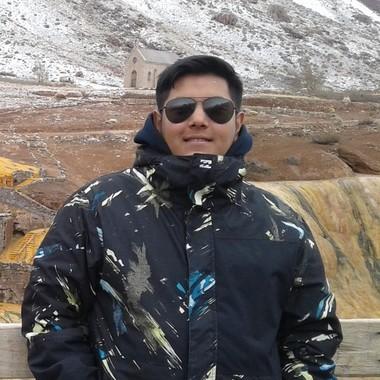 Travel specialist Martin Ogawa