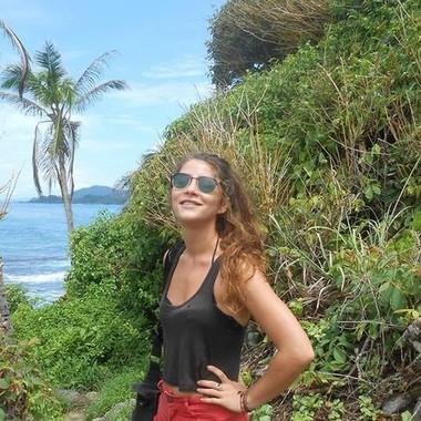 Travel operator Jeanne Sevanche