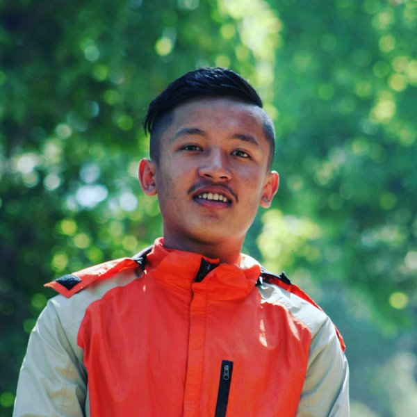 Profile photo for Bishal Tamang