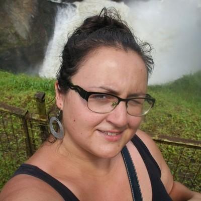 Travel specialist Katharina Bertram