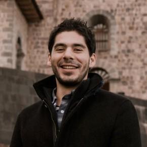 Travel operator Diego Leon
